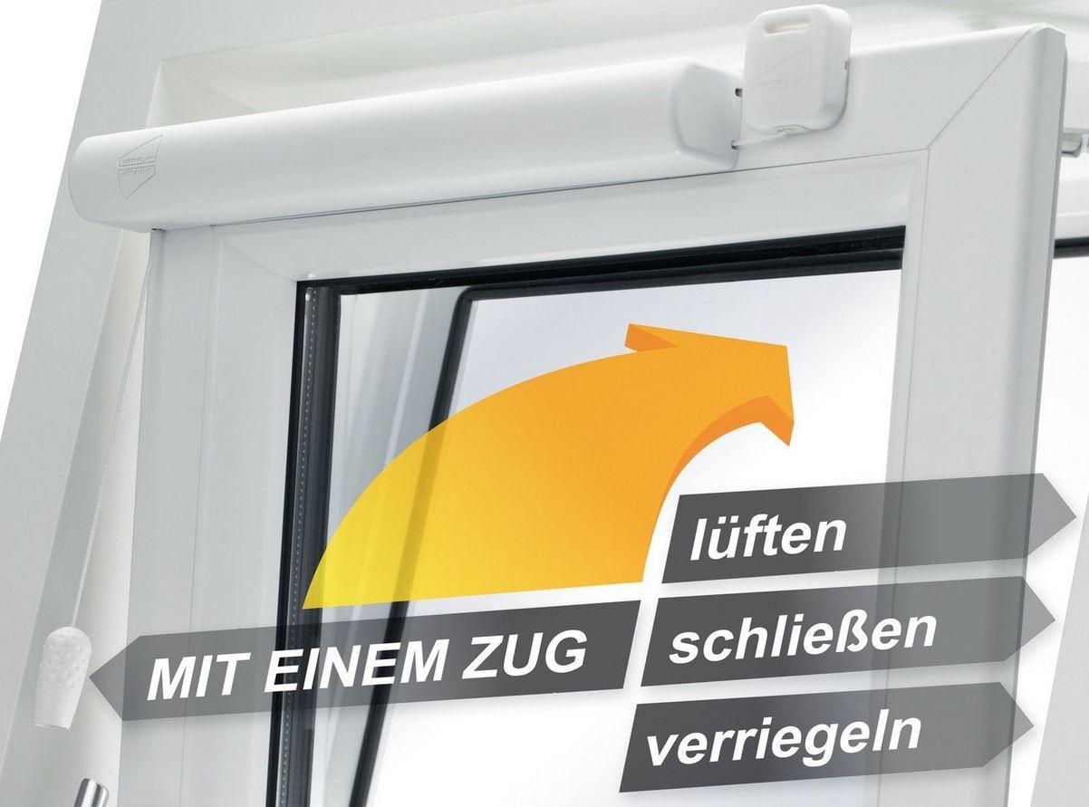 Schellenberg Winflip Schellenberg Winflip automatischer Fensterschließer ohne Strom statt 54€ für 29,99€
