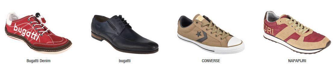 Schu Sale Rabatt Galeria Kaufhof mit 20% extra Rabatt auf ausgewählte Damen & Herren Schuhe + Damentaschen