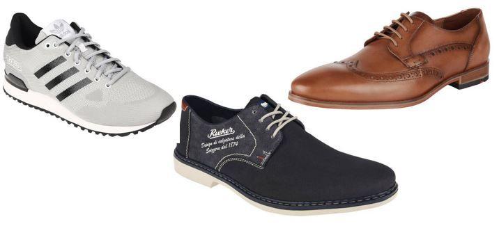 Schuh Sale 20% Rabatt auf (fast) alle Herrenschuhe   Galeria Kaufhof Mondschein Angebote