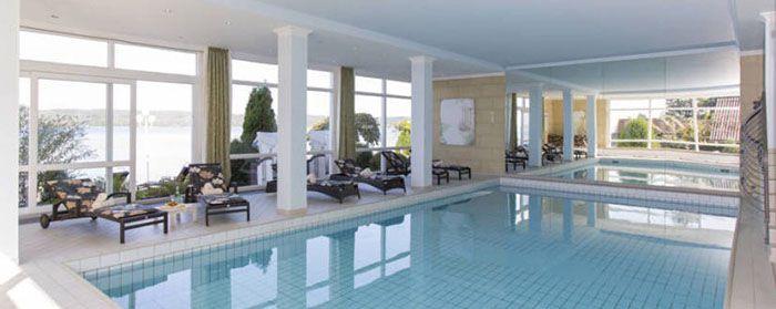 Seehotel Leoni 2, 3 oder 5 Nächte im 4* Hotel am Starnberger See mit Halbpension, Spa & Massage ab 159€p.P.