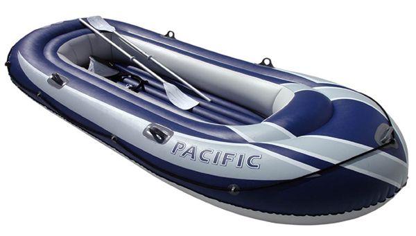 Simex Pacific 300 Sport Schlauchboot Set für 39,28€ (statt 101€)