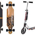 20% auf Scooter, Skateboards und Longboards bei Toys'R'Us