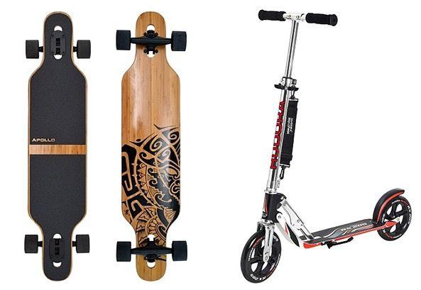 20% auf Scooter, Skateboards und Longboards bei ToysRUs