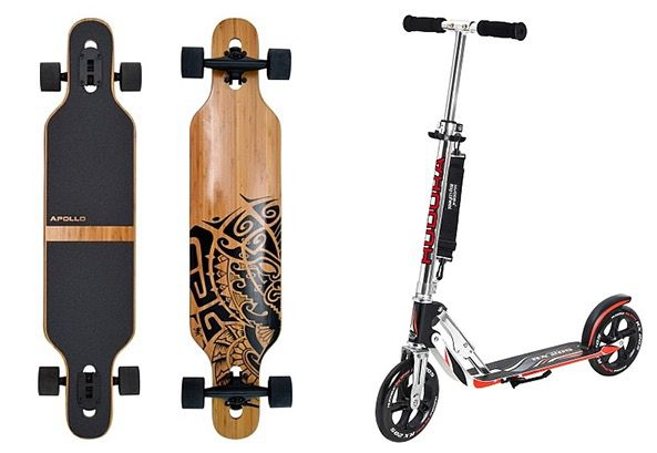 Skateboards 20% auf Scooter, Skateboards und Longboards bei ToysRUs