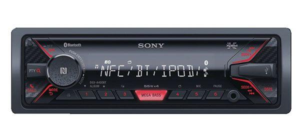 Sony DSX A400BT Sony DSX A400BT Autoradio mit Bluetooth ab 54,99€ (statt 100€)