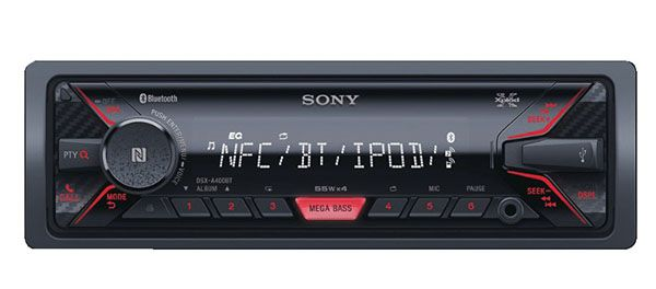 Sony DSX A400BT Autoradio mit Bluetooth ab 54,99€ (statt 100€)