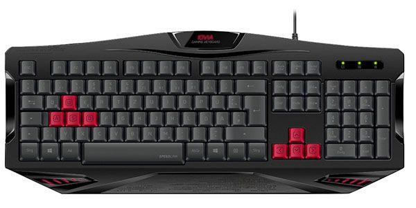 Speedlink IOVIA Gaming Tastatur ab 14,99€ (statt 29€)