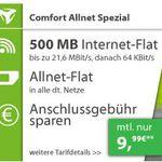 Telekom AllNet Flat + 500MB Daten + Powerbank für 9,99€ mtl.
