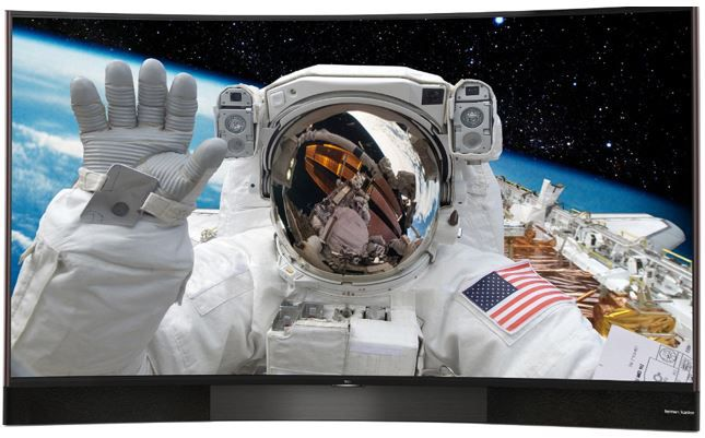 TCL 65 Zoll Curved Ultra HD TV für 1.829€ nur heute in der TCL TV Aktion