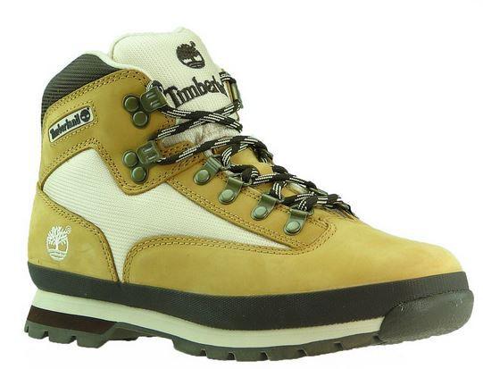 TIMBERLAND Euro Hiker Herren Leder Boots für nur 39,99€