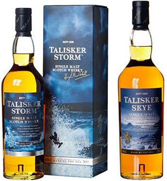 Talisker Single Malt Whisky + gratis Pralinen heute ab 27,99€