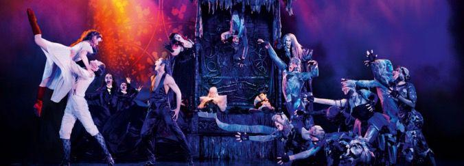 Tanz der Vampire 2 Tage Berlin + Tanz der Vampire mit 4* Hotel + Frühstück ab 99€ p.P.