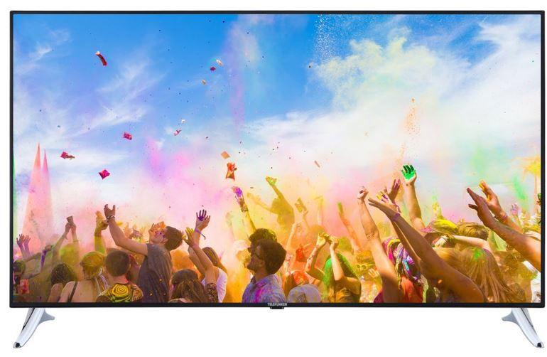 Telefunken XF65A300 Telefunken XF65A300   65 Zoll WLan Smart TV mit triple Tuner für 799,99€
