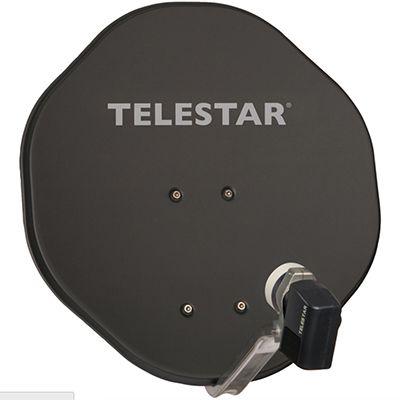 Telestar 5102502 AG Alurapid 45 Antenne mit Twin LNB für 38€ (statt 57€)