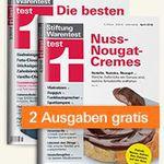 """3 Ausgaben """"Stiftung Warentest"""" gratis"""