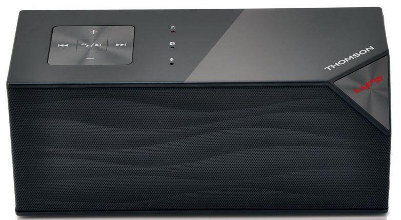 Thomson Lyra N1 Tragbarer Bluetooth Stereo Lautsprecher mit Freisprechfunktion ab nur 14,99€