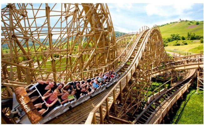 Tripsdrill   Erlebnis & Tierpark: Eintritt + Mittagsessen für nur 26,80€