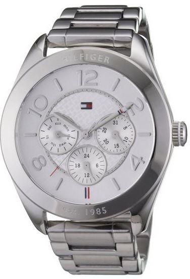 Tommy Hilfiger   Damen Sport Luxury Armbanduhr für 123,76€