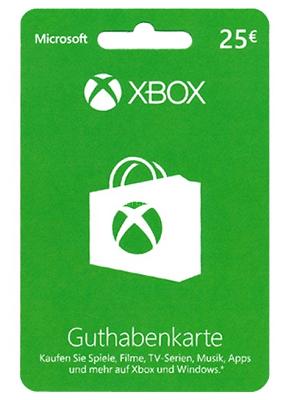 75€ Xbox Live Guthaben für 55,99€