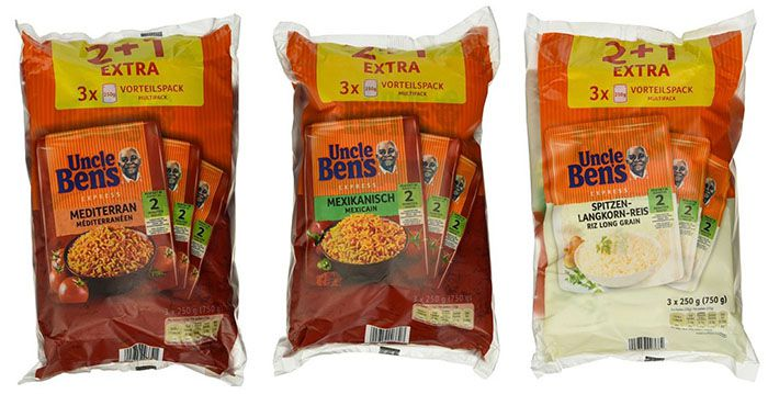 1,5kg Uncle Ben's Express Reis ab 7,50€