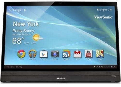ViewSonic VSD221   22 Zoll Full HD AiO PC mit Touch Display für 199,99€ (statt 239€)