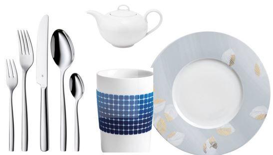 WMF Sale 20% Rabatt auf ausgewählte Haushaltswaren der Marken KAHLA, Thomas und WMF   Galeria Kaufhof Mondschein Angebote