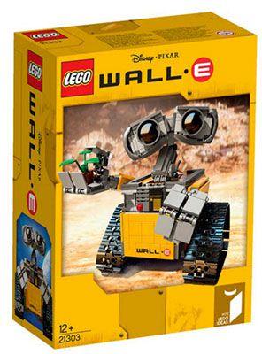 Wall E Lego Wall E Roboter für 44,44€ (statt 53€)