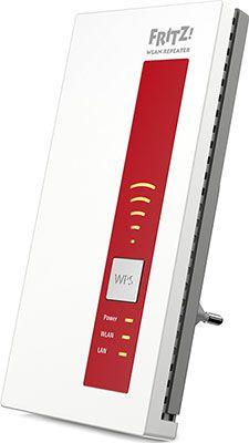 avm AVM FRITZ!WLAN Repeater 1750E Repeater für 67,50€ (statt 75€)