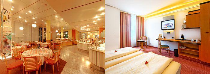 best western 1   3 ÜN Badewelt Sinsheim + Übernachtung im 4* Hotel + Frühstück ab 69€ p.P.