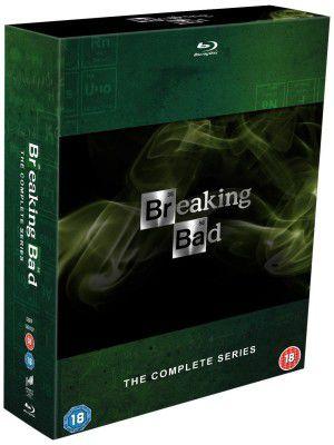 Breaking Bad (Blu Ray, Collectors Edition) für nur 36,48€