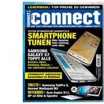 Connect – 13 Ausgaben des Technik Magazin günstig dank Prämien