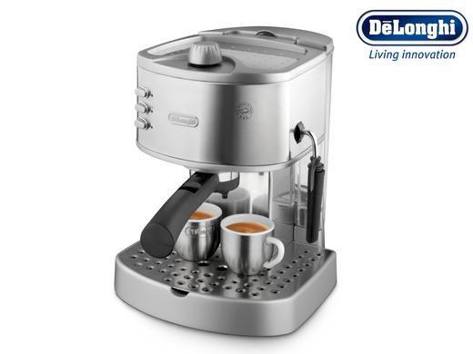 delonghi espressomaschine ec 330s  DeLonghi Espressomaschine EC 330.S für 85,90€ (statt 130,85€)