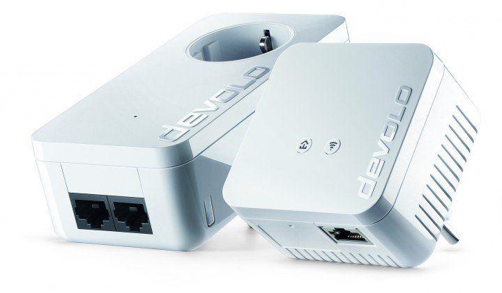 Devolo dLAN 550 WIFI Starter Kit für 77€ (statt 92€)