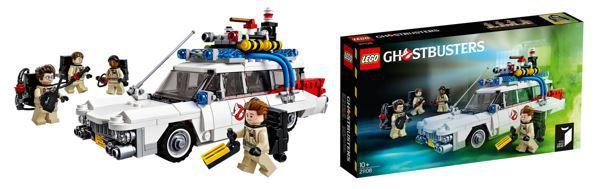ecto 1 LEGO Ghostbusters Ecto 1 Einsatzfahrzeug für nur 44,44€