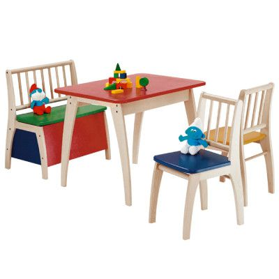 geuther kindersitzgruppe bambino bunt a041247 e1474101236720 Geuther Bambino Kindersitzgruppe für 133€ (statt 180€)