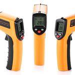GRDE® Infrarot Thermometer für 10,49€ statt 15€ – VORBEI