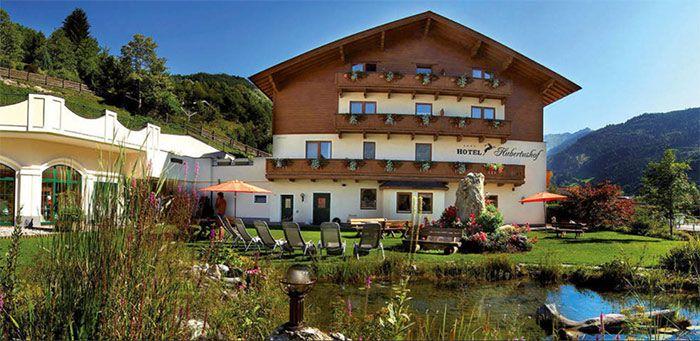 hubertushof 2ÜN im Salzburger Land   4* Hotel & Halbpension ab 129€ p.P