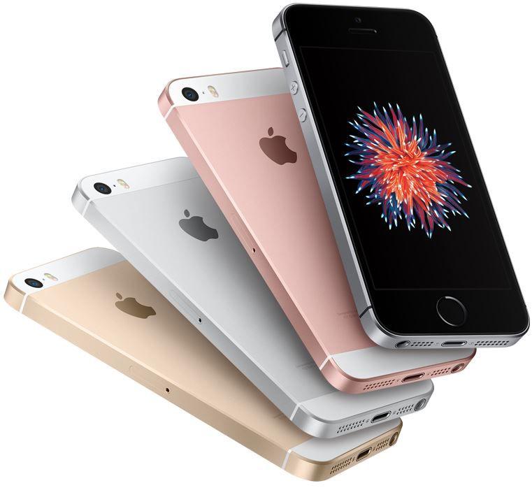 iPhone SE + O2 Allnet + SMS Flat + 1,8 GB Daten für nur 22,99€ mtl.