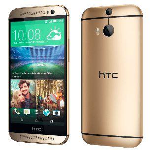 HTC One (M8) 16 GB Amber Gold für 239€ (statt 269€)
