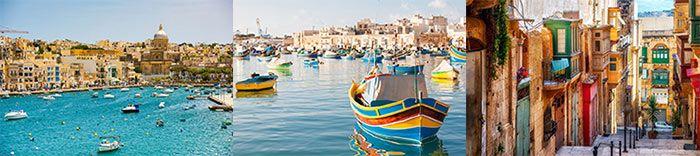 malta 7 oder 14 Nächte auf Malta inkl. Frühstück & Hin  und Rückflug ab 279€