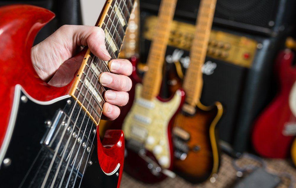 rote E Gitarre Die große E Gitarren Kaufberatung