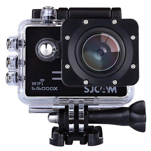 SJCAM SJ5000X 4K Action Cam mit Zubehör für 99,62€ (statt 113€)