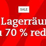 Thalia Lagerräumung  – bis zu 70% Rabatt + ggf. VSK-frei