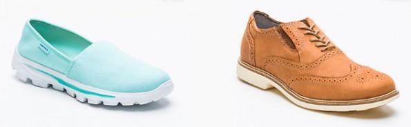 Skechers Sale bis  70% – Schuhe ab 22€ für Herren, Damen & Kinder