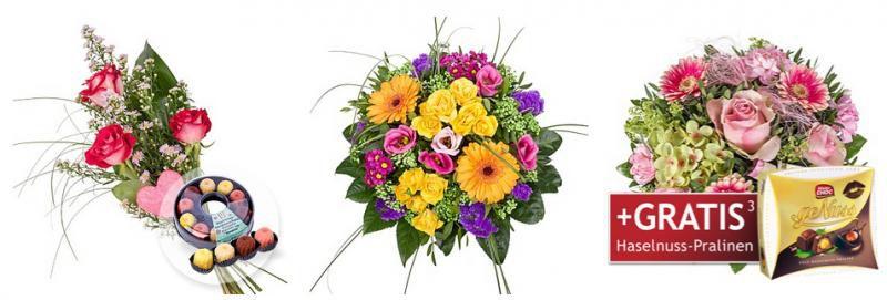 Muttertag nicht vergessen – LIDL Blumen 20% Rabatt mitnehmen