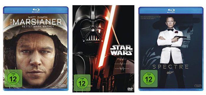3 für 2 Aktion für DVDs, Blu rays, Box Sets & Serien bei Amazon