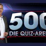 """Freikarten für die Quizshow """"500 – Die Quiz-Arena"""" mit Günther Jauch"""