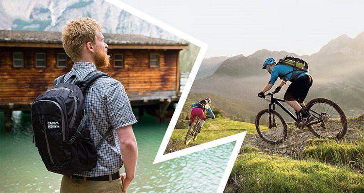 Rosedeal: Fahrrad.de & Campz.de Gutschein   z.B. 100€ Gutschein für 50€