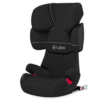 Cybex Silver Solution X fix Kinderautositz für 83,89€ (statt 100€)