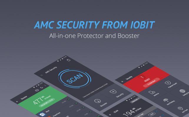 Kostenlose Jahreslizenz AMC Security Pro (Android)